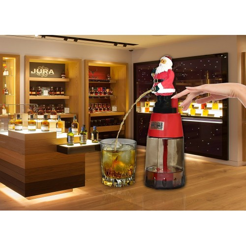 Barraid Santa Clause Round Beer Liquor D...