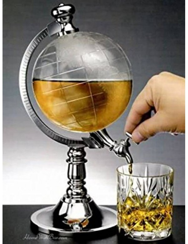 BARRAID GLOBE LIQUOR /BEER DISPENSER 3500 ML/ 3.5 ...