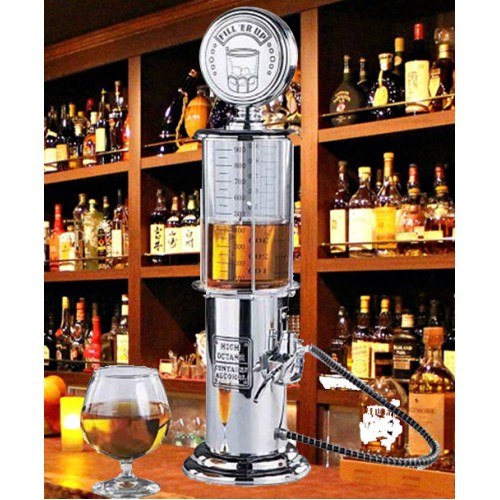 Barraid Single Gas Pump Liquor Dispenser...