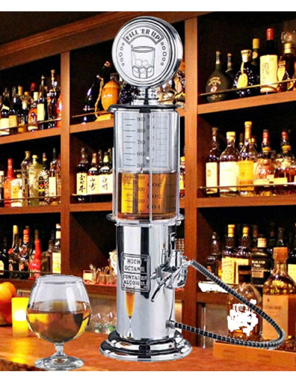 Barraid Single Gas Pump Liquor Dispenser Capacity 900 ML