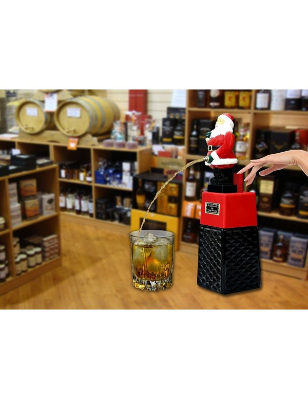Barraid Santa Clause Square Beer Liquor Dispenser ...