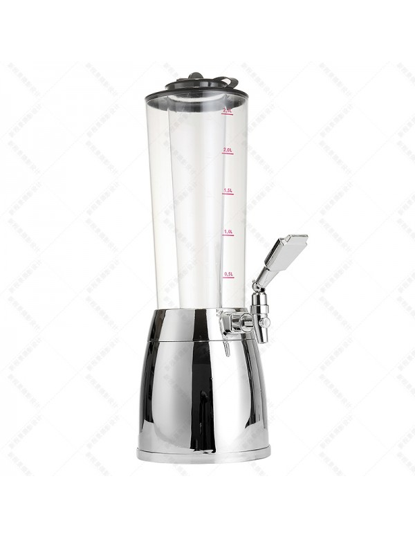 Elite Beer Tower/Dispenser/Decanter for Beer/Whisk...