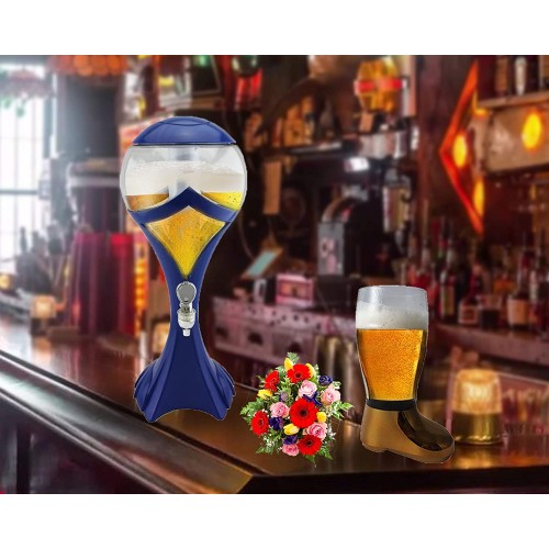 BARRAID Amazing World Cup Beer Blue Towe...
