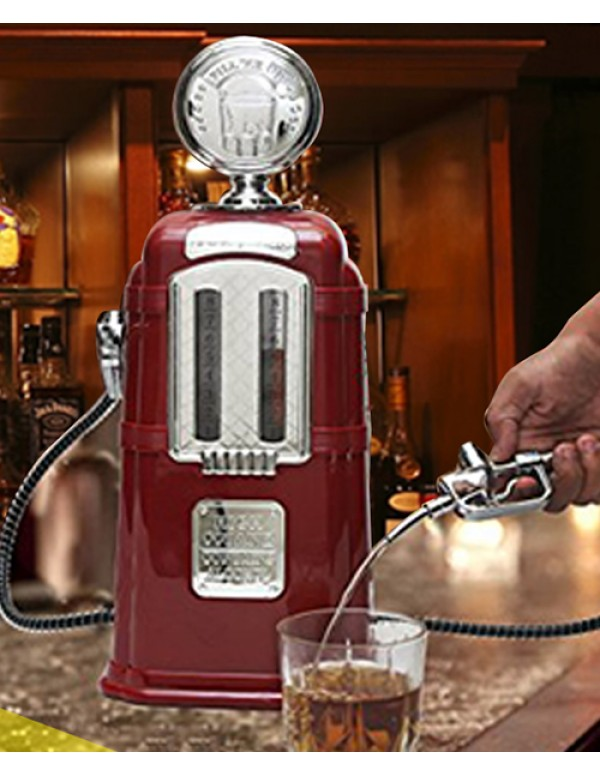 Barraid Gas Pump Liquor,Wine Dispenser
