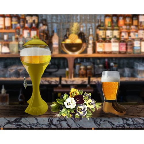 BARRAID World Cup Dispenser/Decanter for...
