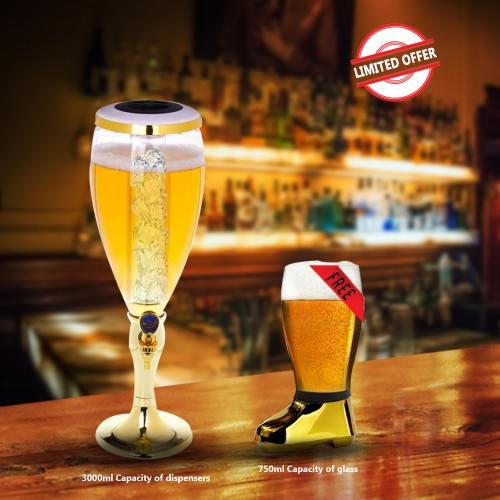 BARRAID Amazing Offer Grand Party Beer T...