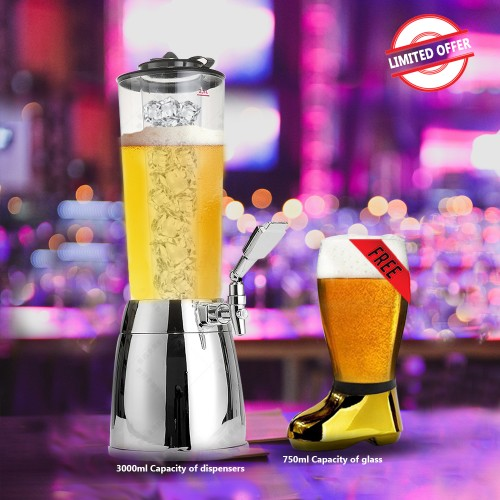 BARRAID Amazing Offer Elite Beer Dispens...