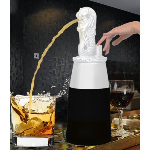 Barraid Singapore Lion Liquor Dispenser ...