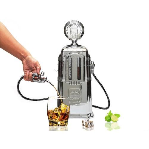 Barraid Double Gas Pump Liquor Dispenser...